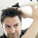 薄毛を進行させない正しいドライヤーの使い方